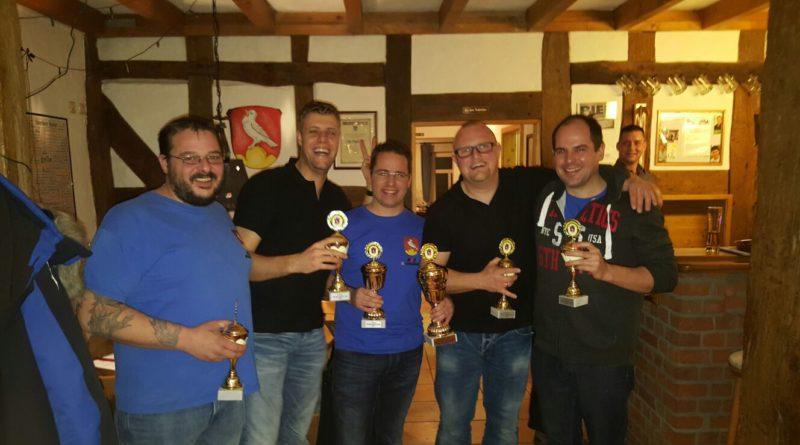 MSC Vereinsmeisterschaft & Renault Twingo Slalom Cup Feier
