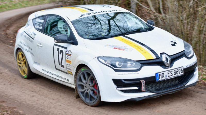 Erste Rallyeeinsätze 2019