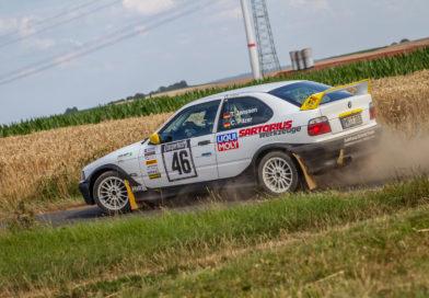Starker Auftritt des MSC-Holzhausen bei der Main-Kinzig-Rallye in Wächtersbach